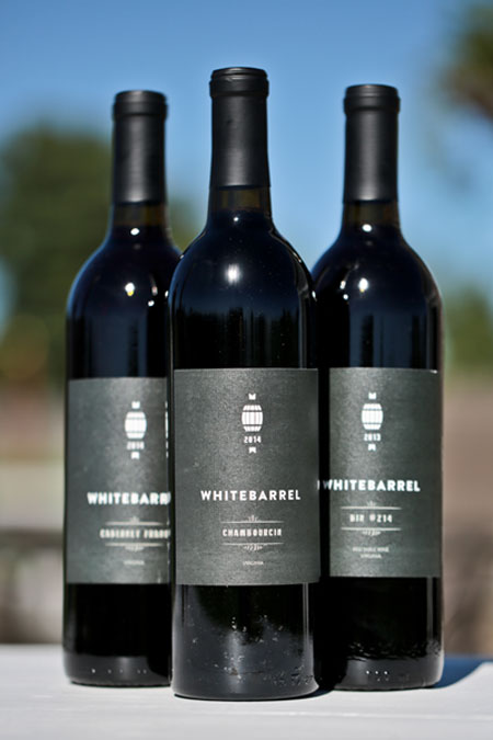 whitebarrel virginia wine