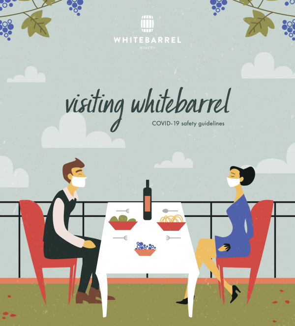 Covid Safe Dining at Whitebarrel
